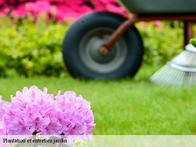 Entretien de jardin, jardinier à Breze tél: 02.46.23.19.69